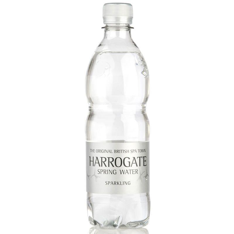 Harrogate Spa Water - Sparkling 500ml