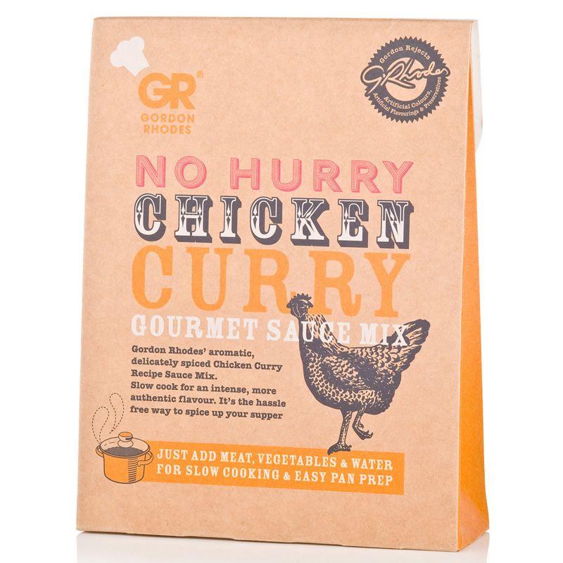 Gordon Rhodes Chicken Curry Mix