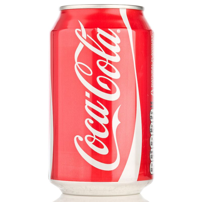 Coca Cola - 330ml Can