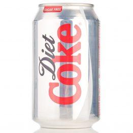 Diet Coca Cola - 330ml Can