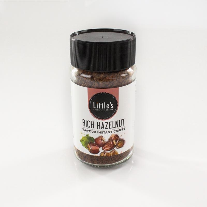 Littles Coffee Instant Rich Hazelnut