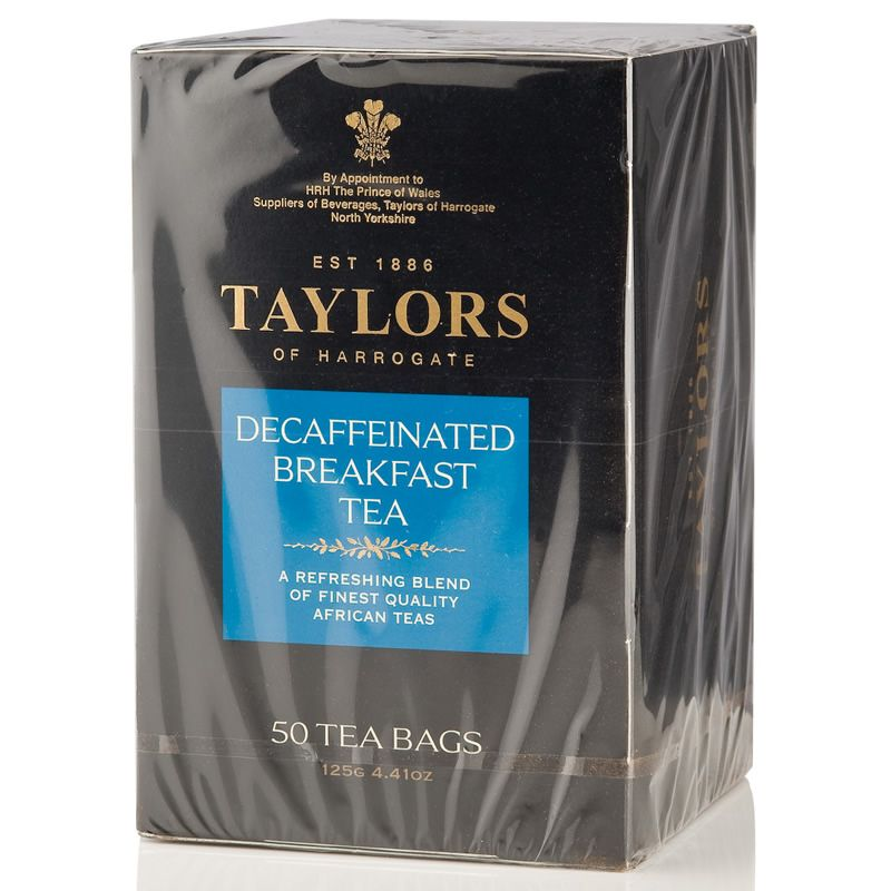 Taylors Decaffeinated Breakfast Tea