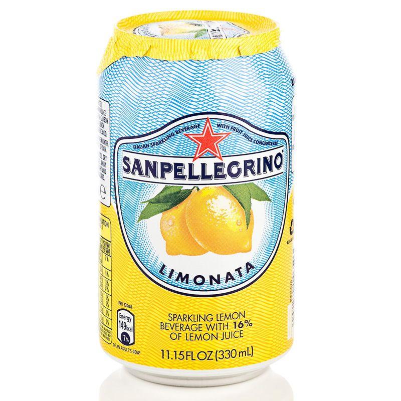 San Pellegrino Sparkling Lemon