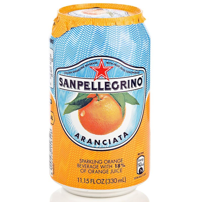 San Pellegrino Sparkling Orange