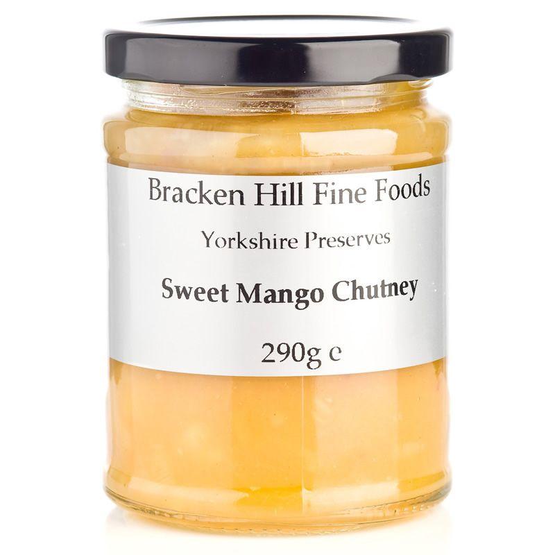Bracken Hill Sweet Mango Chutney