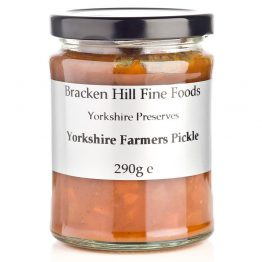 Bracken Hill Yorkshire Farmers Pickle Chutney