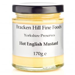 Bracken Hill Hot English Mustard