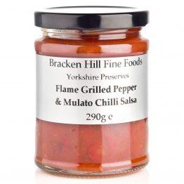 Bracken Hill Flame Grilled Pepper & Mulato Chilli Salsa