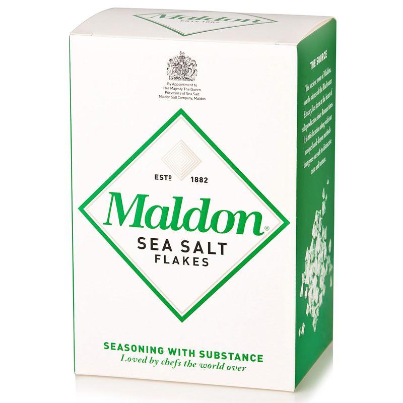Maldon Sea Salt Box