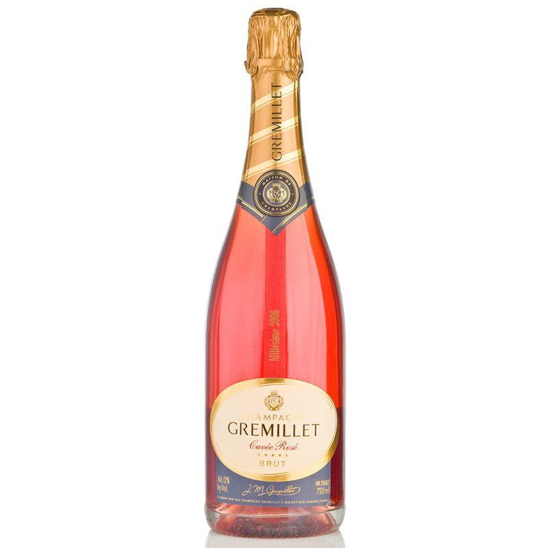 Gremillet Rose Vintage Champagne