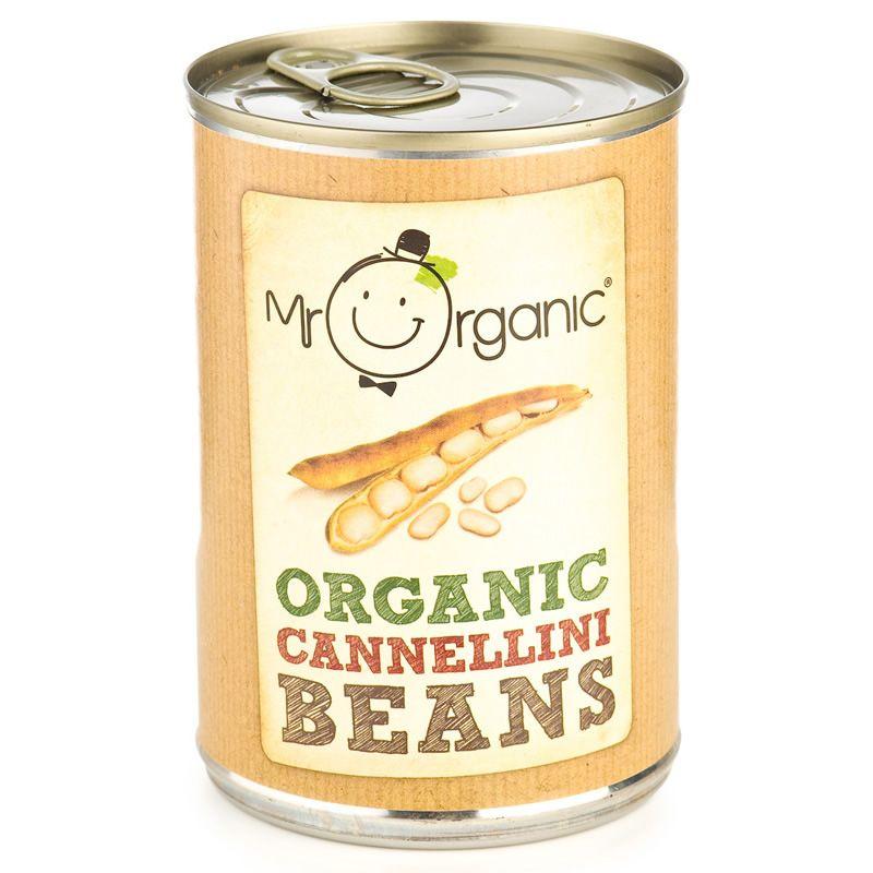 Mr Organic Cannellini Beans
