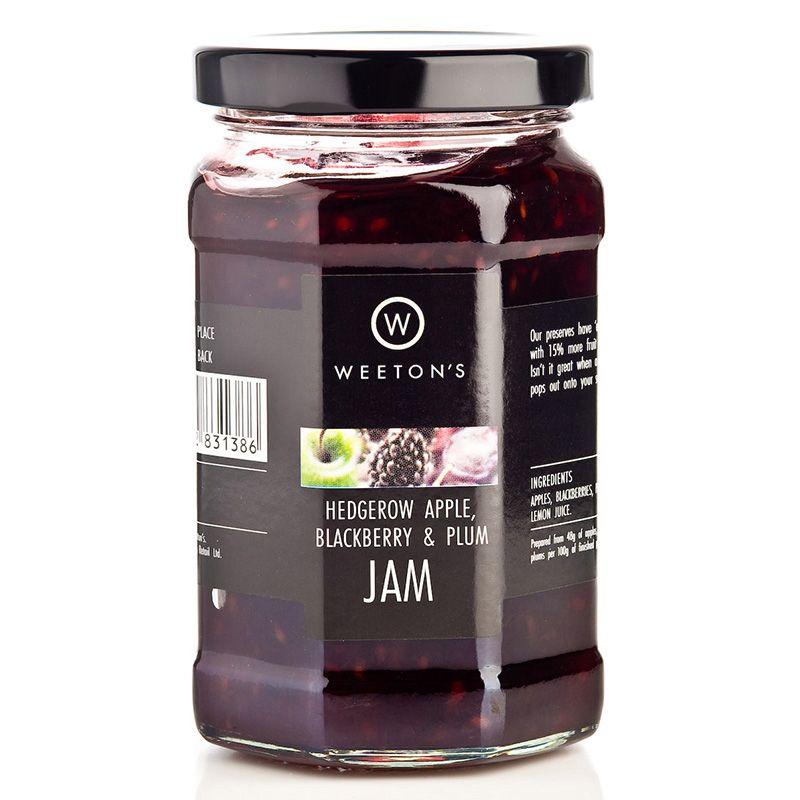 Weetons Hedgerow Jam