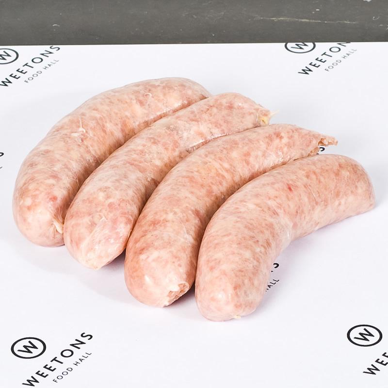Yorkshire Thick Pork Sausage