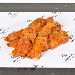 Chicken Skewer Greek