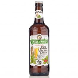 Samuel Smith's Pure Brewed Lager 550ml