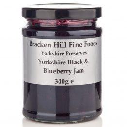 Bracken Hill Black & Blueberry Jam