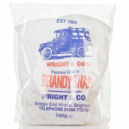 Wright & Co. Brandy Snaps