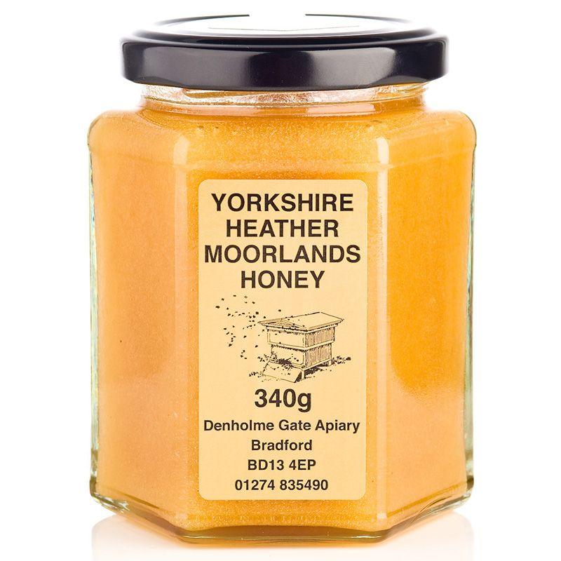 Denholme Gate Heather Moorlands Honey
