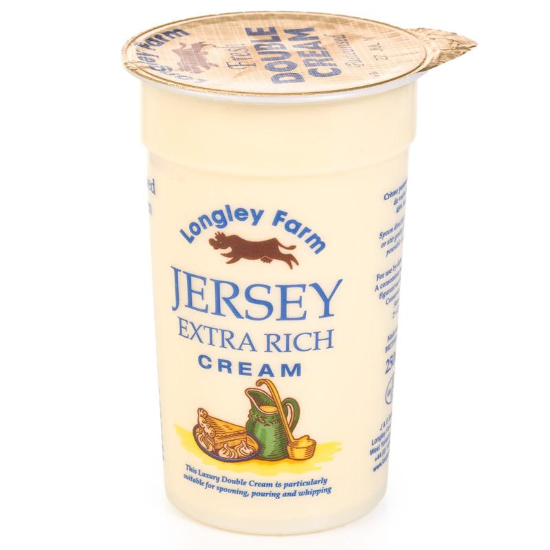 Longley Farm Double Cream