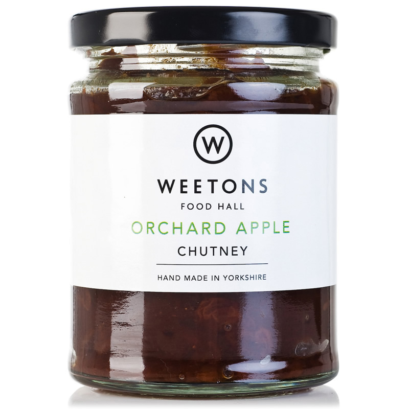 Weetons Orchard Apple Chutney