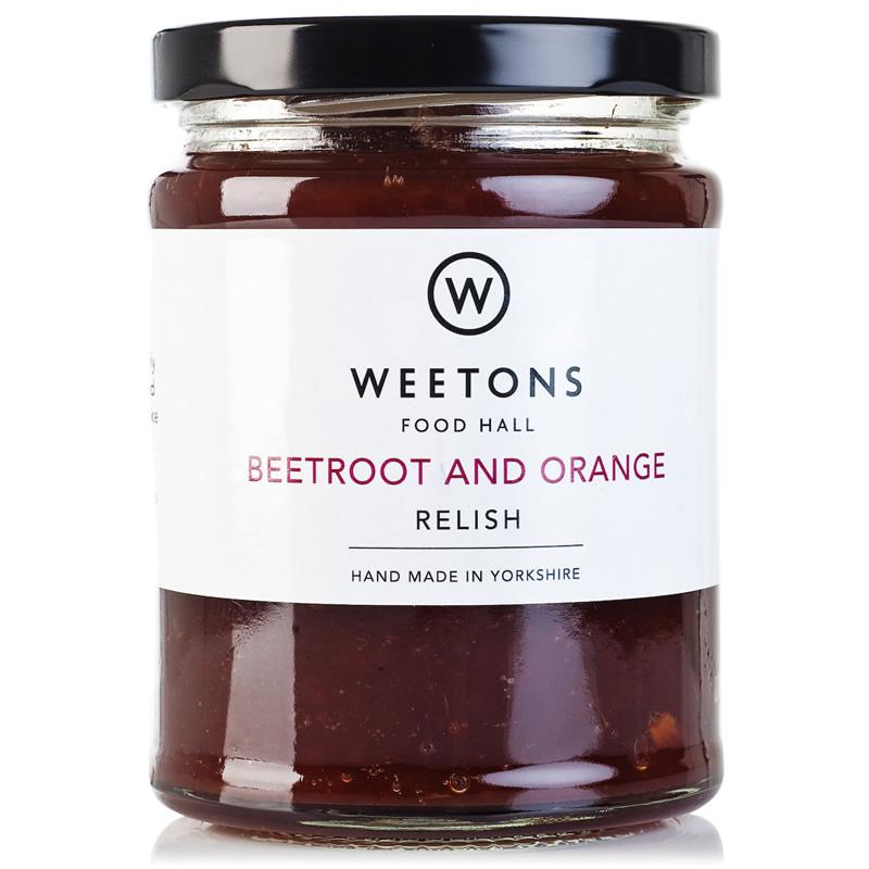 Weetons Beetroot & Orange Relish