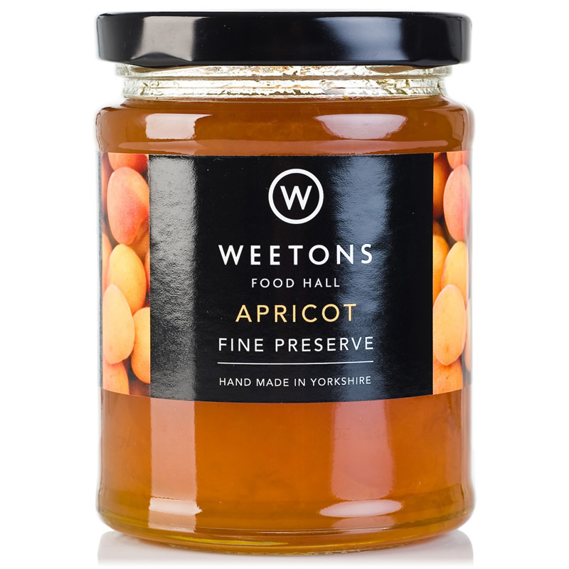 Weetons Apricot Jam