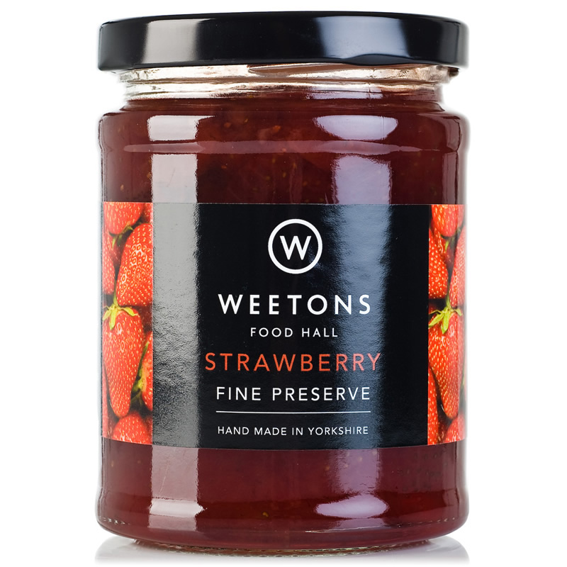 Weetons Strawberry Jam