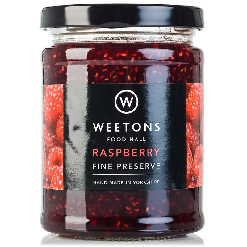 Weetons Raspberry Jam