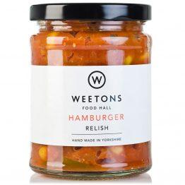 Weetons Hamburger Relish