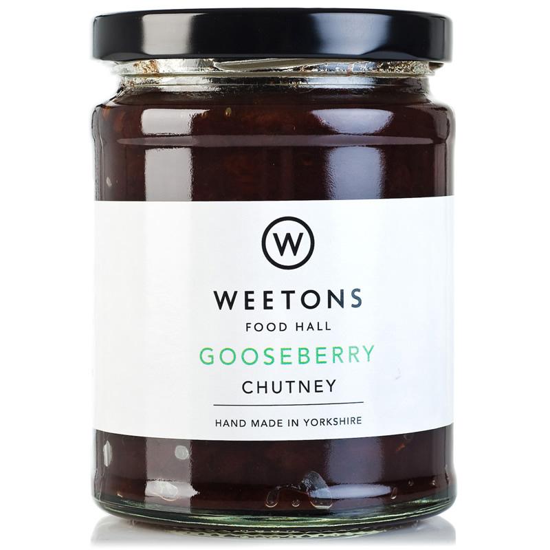 Weetons Goosberry Chutney