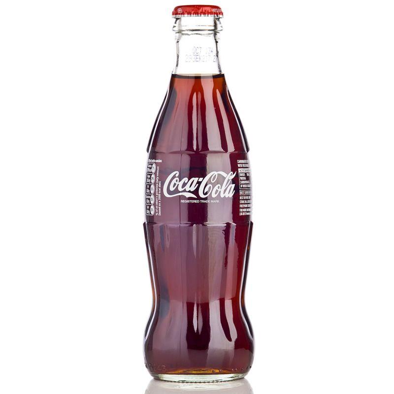 Coca Cola - 330ml Bottle