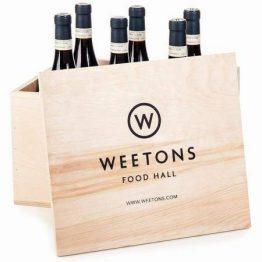 Wine Box Red