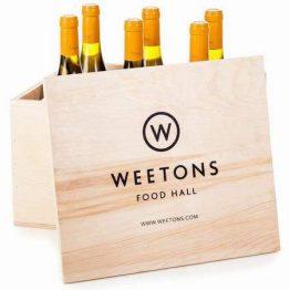 Wine Box White