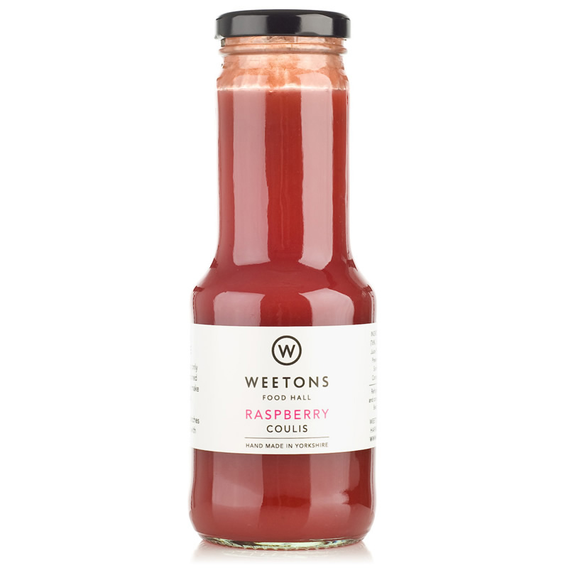 Weetons Raspberry Coulis