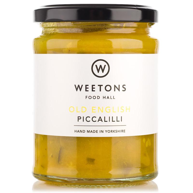 Weetons Old English Piccalilli Chutney