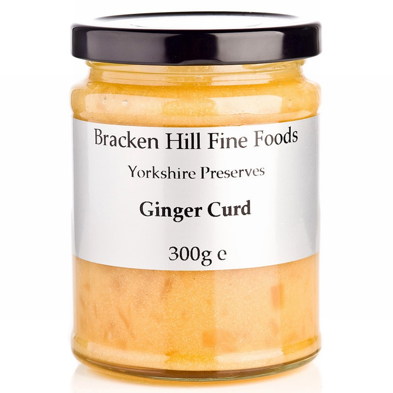 Bracken Hill Ginger Curd