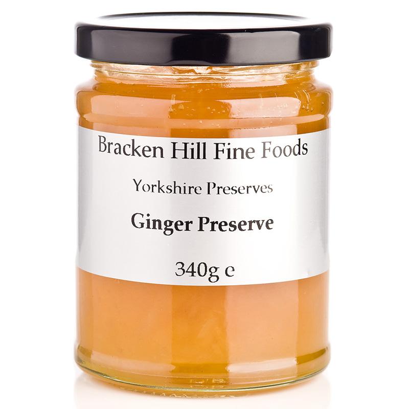 Bracken Hill Ginger Jam