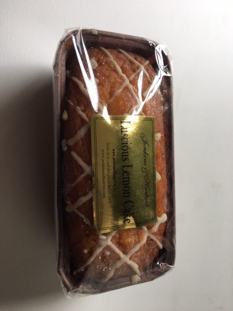Jenkins & Hurst Lemon Loaf Cake