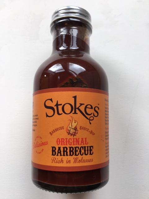 Stokes Barbecue Sauce