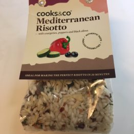 Cooks and Co. Mediterranean Risotto