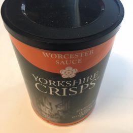 Yorkshire Crisp Drum Worcester Sauce