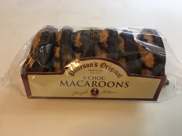 Pattersons Coconut Choc Macaroons