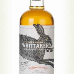 Whittakers Crabby Old Tom Gin