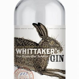 Whittakers Yorkshire Gin