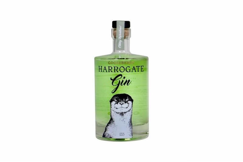 Harrogate Tipple Gooseberry Gin