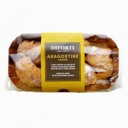 Diforti Aragostine - Lemon Cannoli