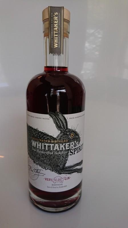 Whittakers Very Sloe Gin
