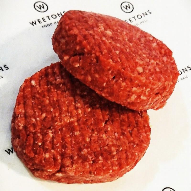 Beef Steak Burger