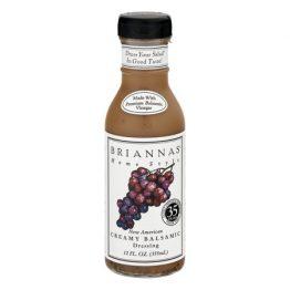 Briannas Creamy Balsamic Dressing