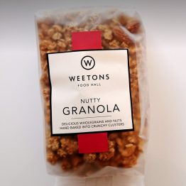 Weetons Real Nutty Granola